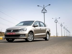 Chnages on the 2015 Volkswagen Vento facelift