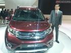 2016 Auto Expo: Honda BRV Photo Gallery