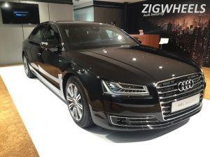 Audi A8L Security armoured car launched at Rs 9.15 crore