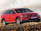 The Volkswagen Passat Alltrack