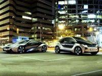BMW i8/i3 Concepts