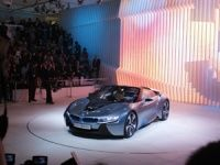 BMW at the 2012 Beijing Auto Show