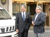 Anand Mahindra Interview
