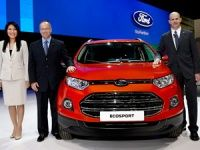 Ford EcoSport unveil at the Bangkok International Motor Show