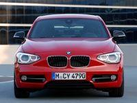 BMW 1-Series action shot