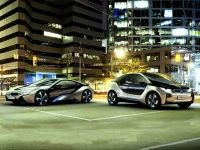 BMW i3 and i8 Concept Study
