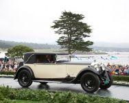 1930 Bentley Speed Six H. J. Mulliner Saloon