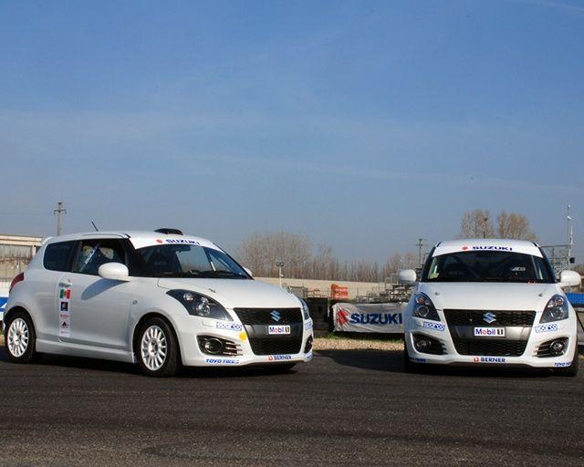 Suzuki Swift Ecologia E-Sport