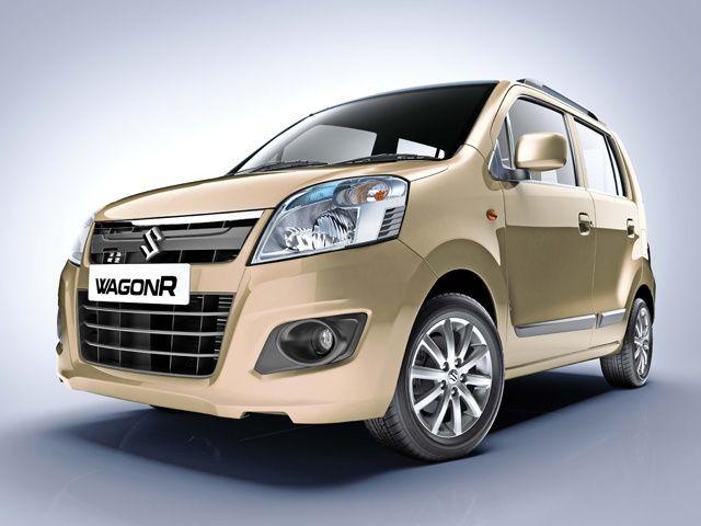 2013 Maruti Suzuki WagonR