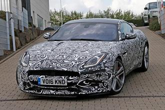 Jaguar F-Type To Get A Facelift For 2017, To Feature All-New Engine