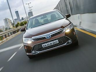 Toyota Slashes Camry Hybrid Prices By Rs 2.3 lakh