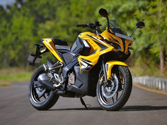 Bajaj Pulsar RS 200 Struggles in Sales  Portfolio to blame