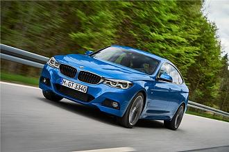 BMW 3-Series GT Facelift Revealed