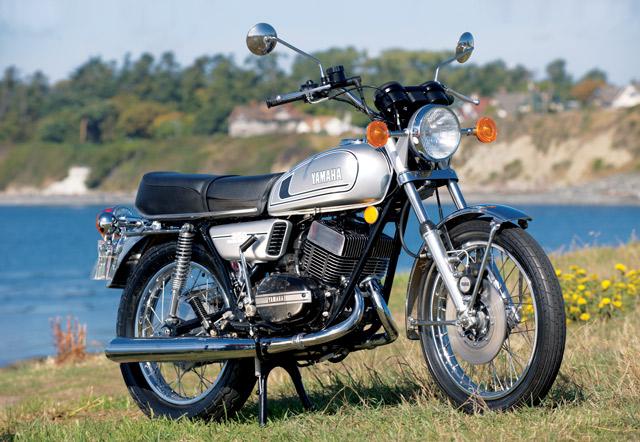 Yamaha Old Bikes In India | hobbiesxstyle