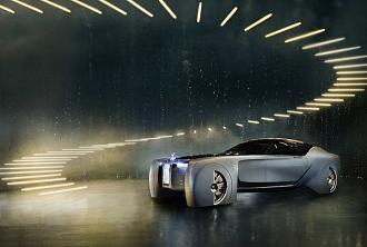 Rolls Royce Vision Next 100: The Future of Opulence