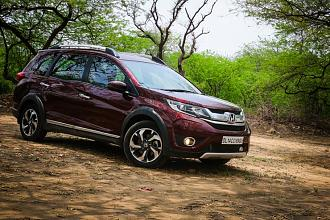 Honda BRV - Expert Review and Road Test