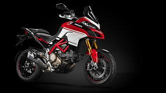 Ducati Multistrada Pikes Peak Edition Launched