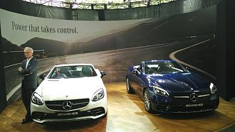 Mercedes-AMG SLC 43 Launched