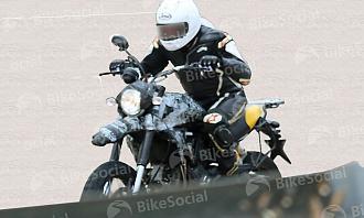Spied: New Ducati Scrambler Enduro