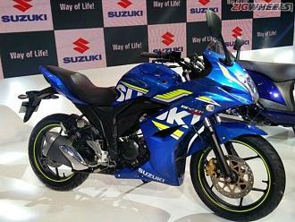 Suzuki Gixxer SF FI launch