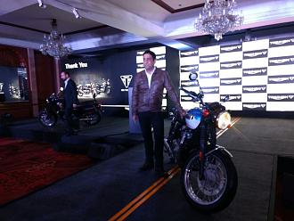 Triumph Bonneville T100 Launched in India