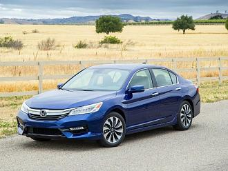 Honda Accord Hybrid Launch and Updates