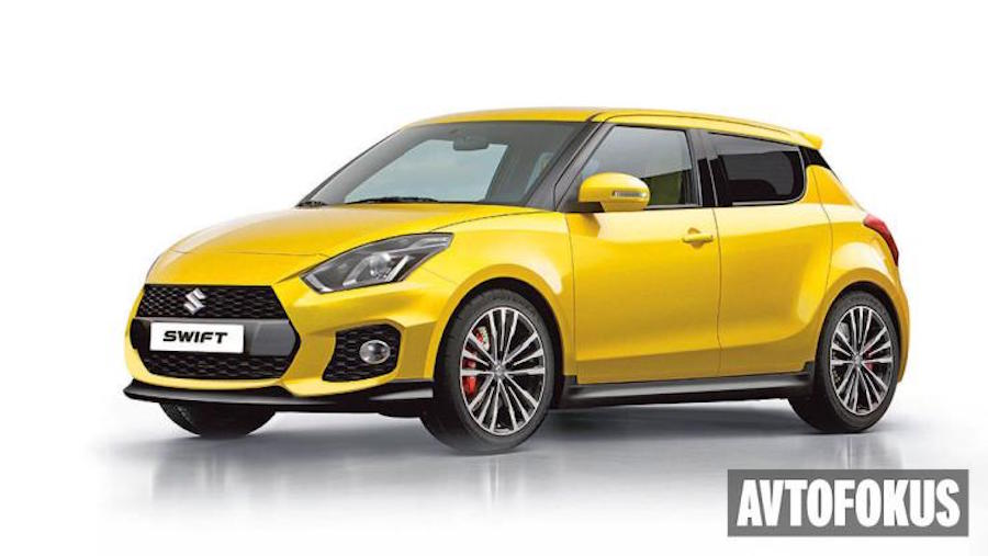 maruti suzuki swift sport may make its way to india zigwheels forum. Black Bedroom Furniture Sets. Home Design Ideas