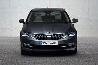 Skoda Octavia Facelift Unveiled