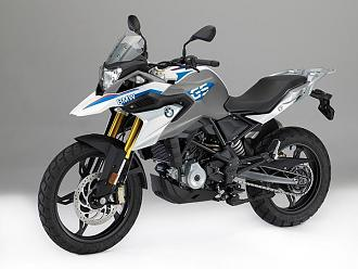 2016 EICMA: BMW G 310 GS Unveiled
