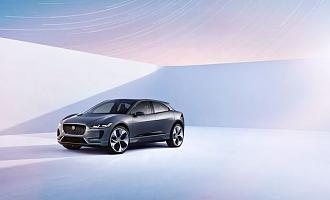 Jaguar Unveils I-Pace Electric SUV