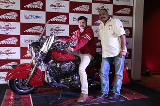 Indian Motorcycle Launches Springfield in India