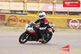 Track Day at Kari Motor Speedway with Messet By MRF