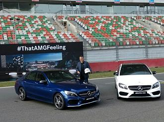 Mercedes Benz AMG C43 Launch and Updates
