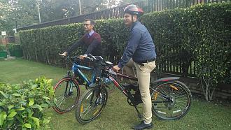 e-RideLite Electric Bike Launched