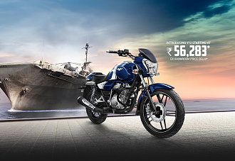 Bajaj V 12 Launched in India