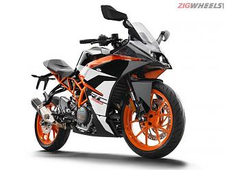 KTM to Launch Updated RC 390 and RC 200 on January 19