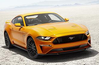 The New 2018 Ford Mustang