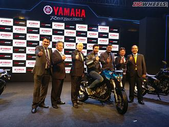 Yamaha FZ 25 Launched in India