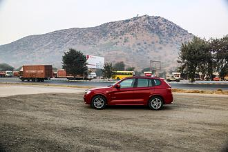 BMW X3 - Royal Rajasthan