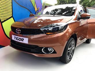 Tata Tigor Launch and Updates