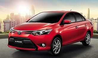 Toyota Vios maybe launched