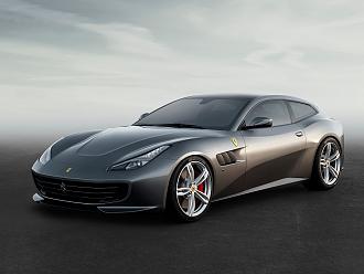Ferrari GTC4Lusso unveiled! Adieu FF!