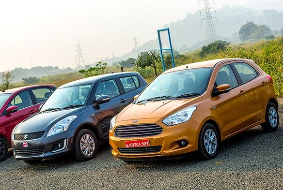 Is the Ford Figo really cheaper than the Maruti Swift on ... A Color Coded Wiring Diagram For Ford Aspire on