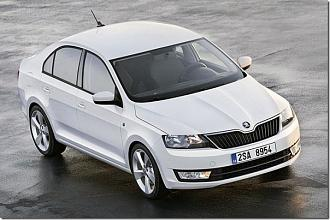 Refreshed Skoda Rapid Launch and Updates
