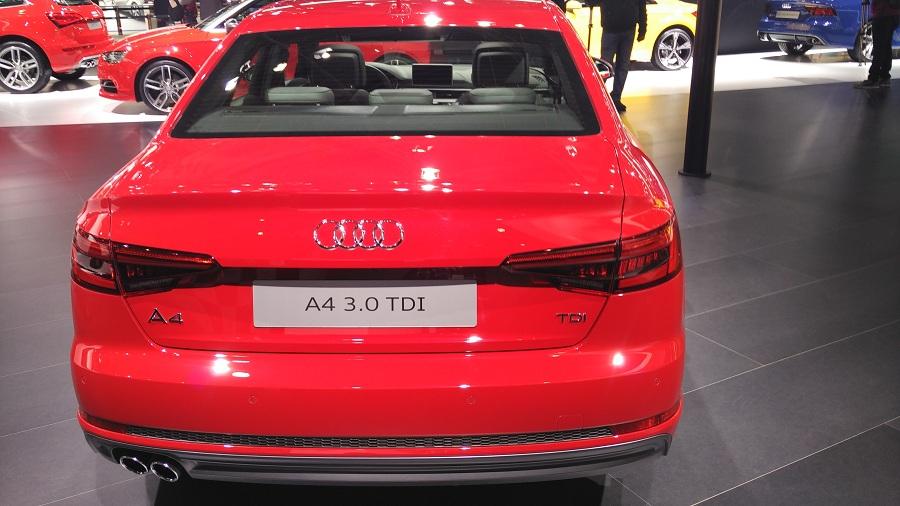 Audi a4 2017 price in mumbai 10