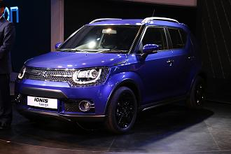 Maruti Suzuki IGNIS to be launched during Diwali