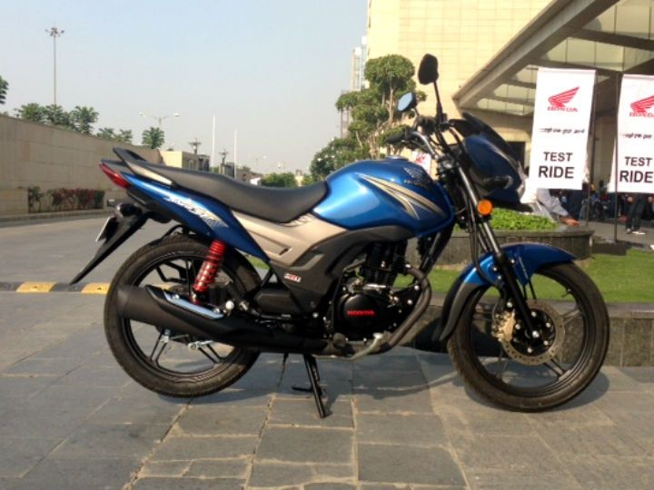 New Honda CB Shine SP
