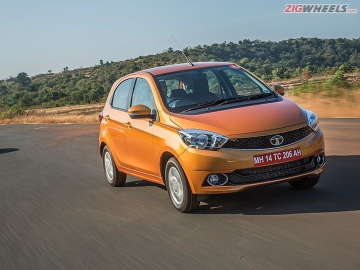 Tata Tiago priced at 3.5 Lakh. Image Courtesy: Zig Wheels