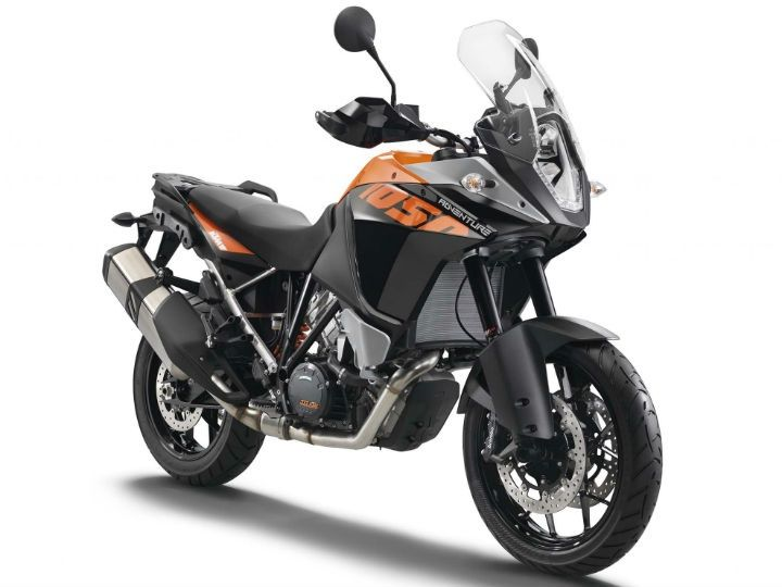 ktm 1050 adventure, estimated price 9.00 lakh, launch date 2017