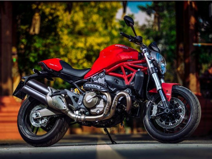 Ducati Monster 821 >> Ducati Monster 821 Estimated Price 11 00 Lakh Launch Date 2018
